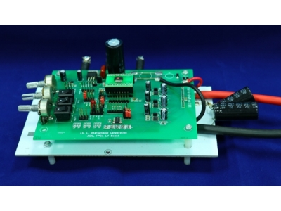 ASIC Low Voltage Board